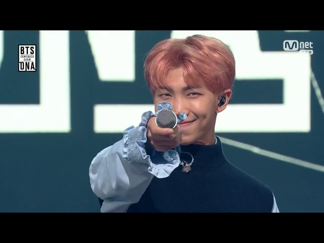 [ENG SUB] Mnet COMEBACK SHOW BTS DNA E01 170921 -in progress