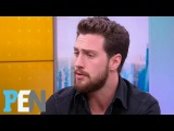 Aaron Taylor Johnson &amp Director Doug Liman On Bringing Realism To 'The Wall' Entertainment Weekly