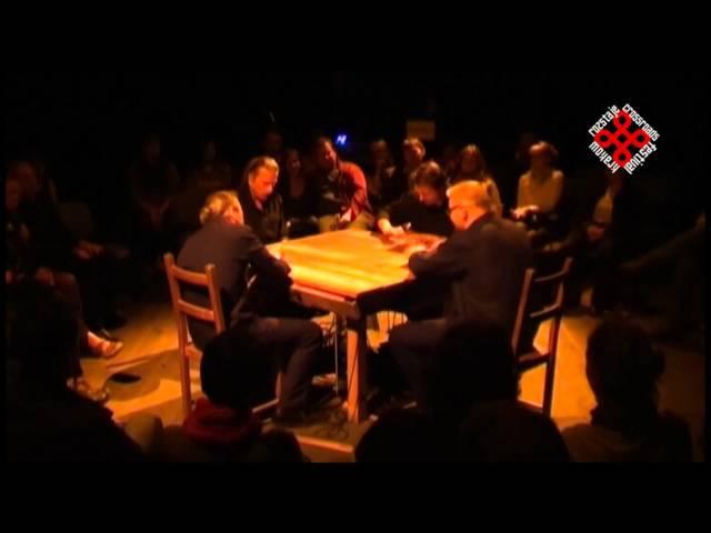 Karbido | Stolik | The Table | ROZSTAJE 2011 | CROSSROADS Festival Krakow