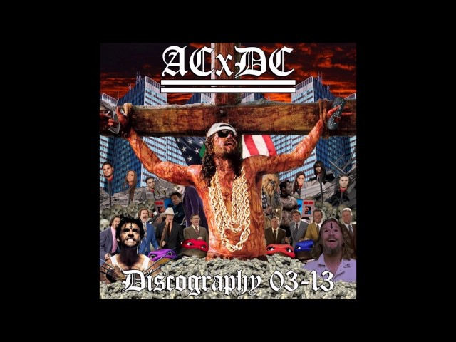 ACxDC - Discography 03-13 COMP (2014) Full Album HQ (Pv/Grindcore)