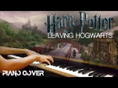 Leaving Hogwarts - Harry Potter and the Sorcerer's Stone (piano cover) FREE MUSIC SHEETS
