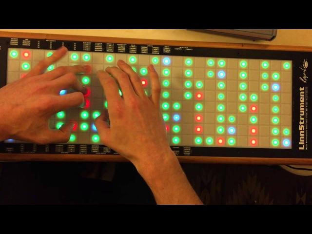 JNTHN STEIN - Intimate with the LinnStrument