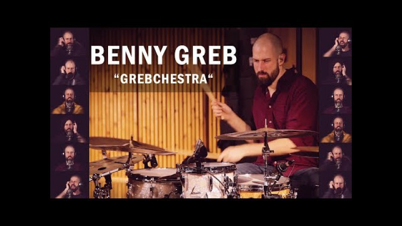 "Meinl Cymbals – Benny Greb ""Grebchestra"""