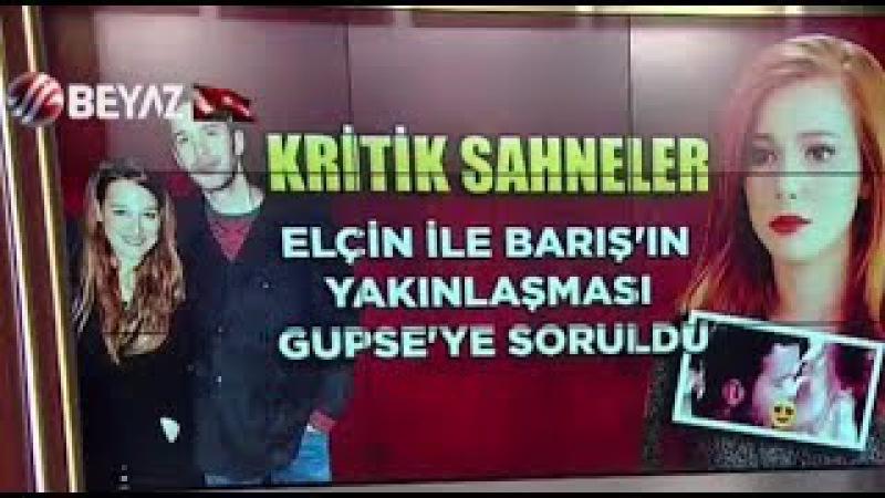 Gupse Özay, sevgilisi Barış Arduçu kıskanıyor mu. ömür varollabeyaz gazete10 kasım 2017