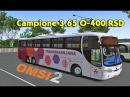 Автобус Campione 3 65 O 400 RSD для Omsi 2