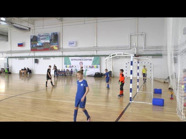 МФ 2017/18 Суперфинал НО 1/2 финала ДЮСШ НН 2007 0:4(0:1) Радий (Н.Новгород) (2 тайм)