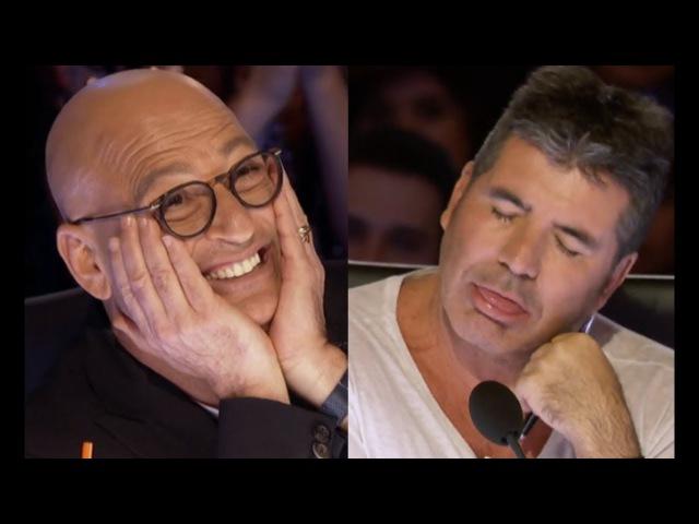 Top 7 Crazy Amazing SINGERS of Americas Got Talent 2017