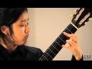 Jennifer Kim Llobet Sor Variations 1965 Ignacio Fleta