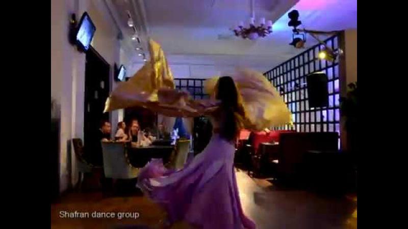 Восточные танцы в Северодвинске АТ Шафран И Тараканова