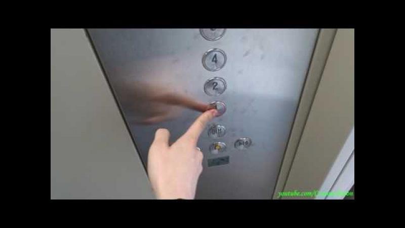 Nowa winda Szczerbinka Ekomaks na Jelnińskiej, 5 / Новый лифт Щербинка Экомакс на Ельнинской, 5