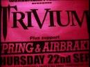 Trivium - Rain (Official Video 2005)