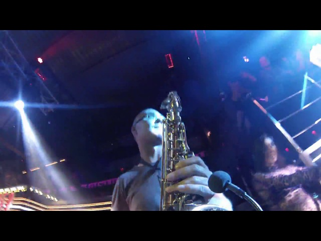 Night Club Saxophone Live Record (Party Sax)