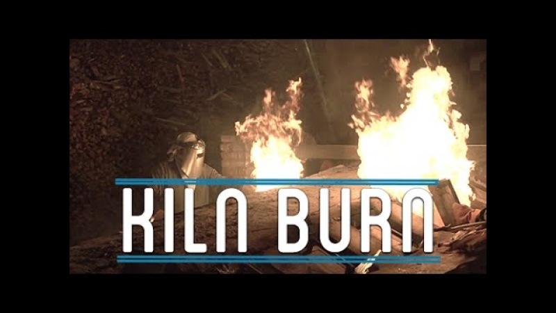 Clay Bottle Kiln Burn | How To Make Everything Bottle