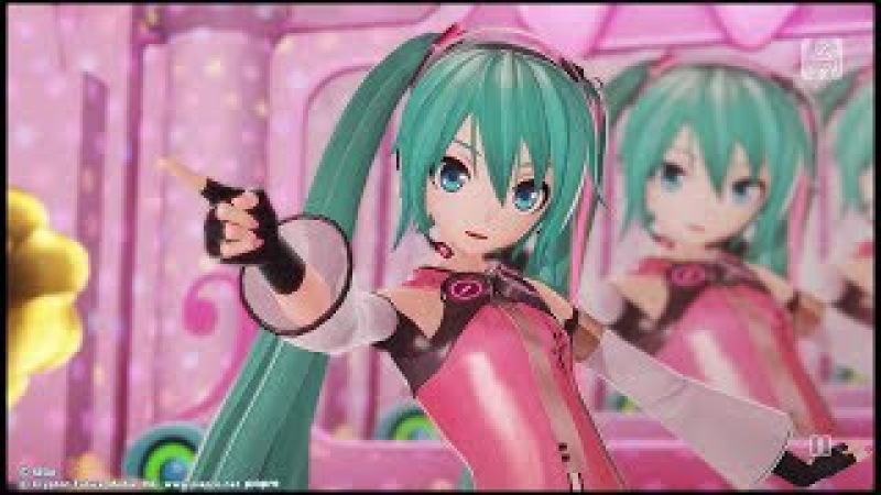 【PS4 DIVA X HD】キュートメドレー ~アイドル サウンズ~【初音ミク:スターヴ