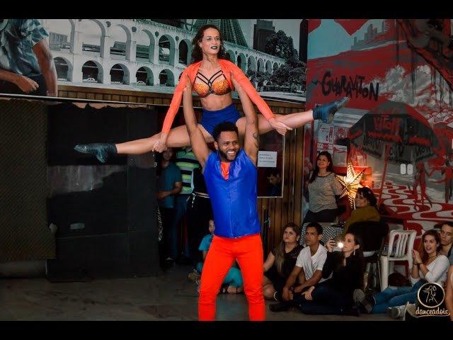 Zouk in Rio - Adriano Lucas e Paola Lima