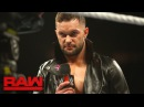 The Demon responds to Sister Abigail: Raw, Oct. 16, 2017