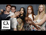 Riverdale Cast Interview With The LA Times [Comic Con 2017] (The CW)