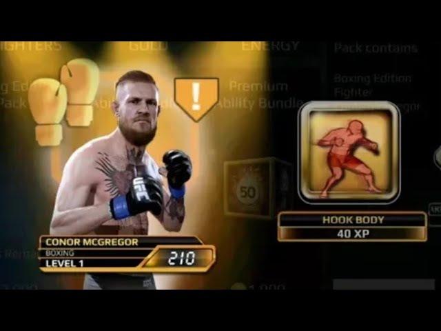 Словил легенду MMA в UFC MOBILE.| Открытие наборов игроков|