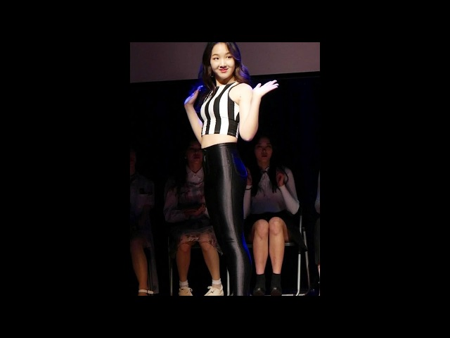 161226 김시현 직캠 - 댄스 퍼포먼스 [Produce101 Party 프로듀스101 소녀들의 연말콘서트 , 흰물결