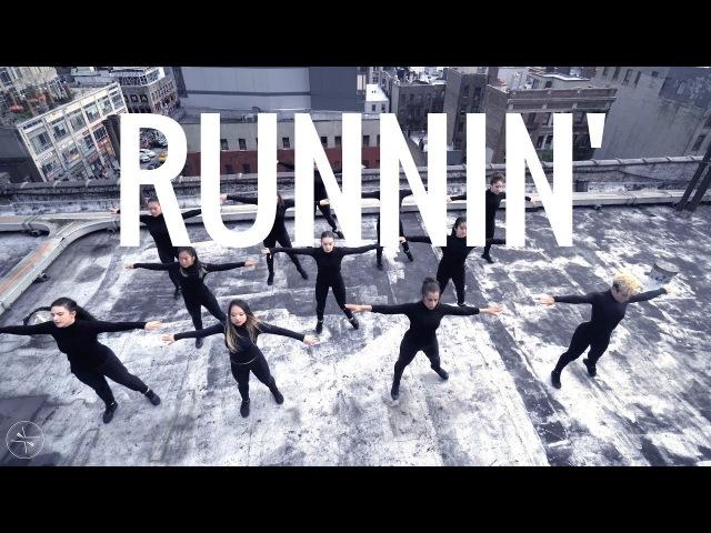 R U N N I N ' | by Kenichi Kasamatsu | Naughty Boy Ft. Beyonce, Arrow Benjamin