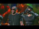 Rihanna ft. Jay-Z &amp Kanye West - Run This Town (Live, 720 HD)