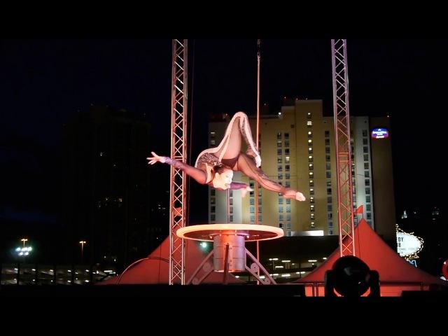 Sasha the Contortionist   Cirque pt5