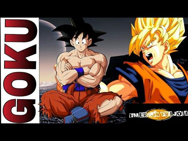 Goku - Treino motivacional de um Guerreiro