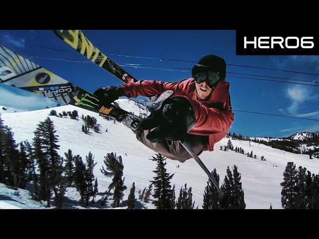 Tom Wallisch - GoPro HERO6 240FPS in Mammoth