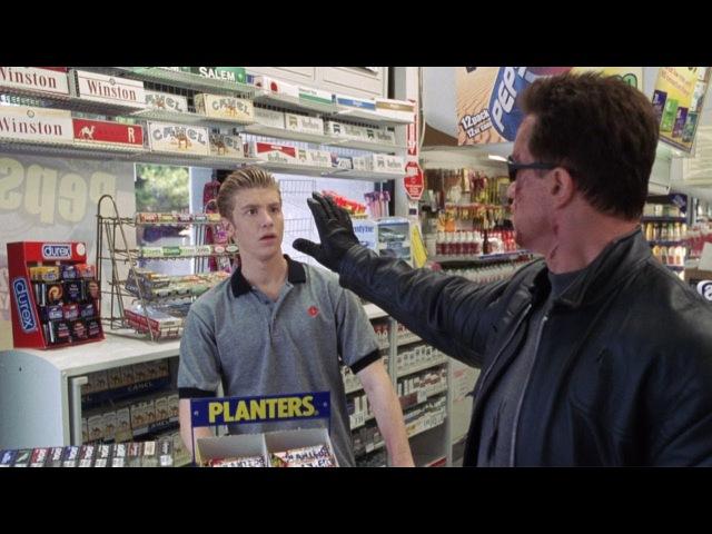 Следи за рукой! — «Терминатор 3: Восстание машин» (2003) HD