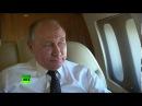 Su-30SM jets escort presidential plane ahead of Putins unannounced visit to Syria