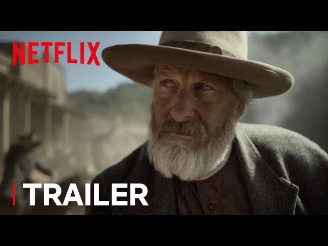 Забытые Богом (1 сезон, 2017) Кинематографичный трейлер HD   Безбожник   Godless