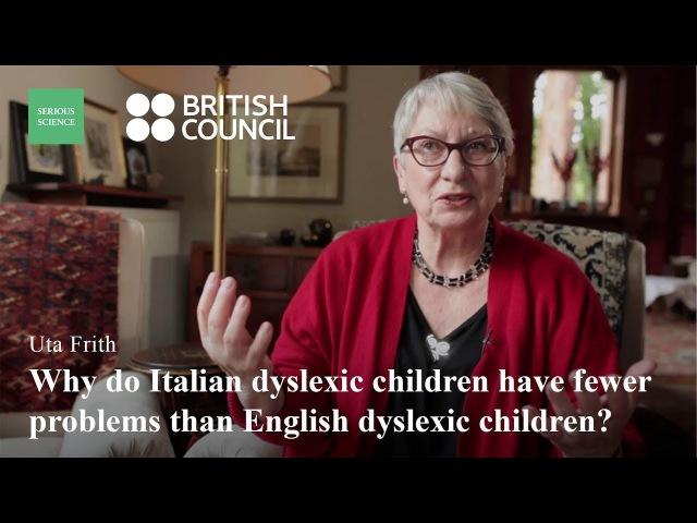 Dyslexia Uta Frith