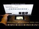 Синтезатор Yamaha PSR-S970/S770 Белые Розы Ласковый Май