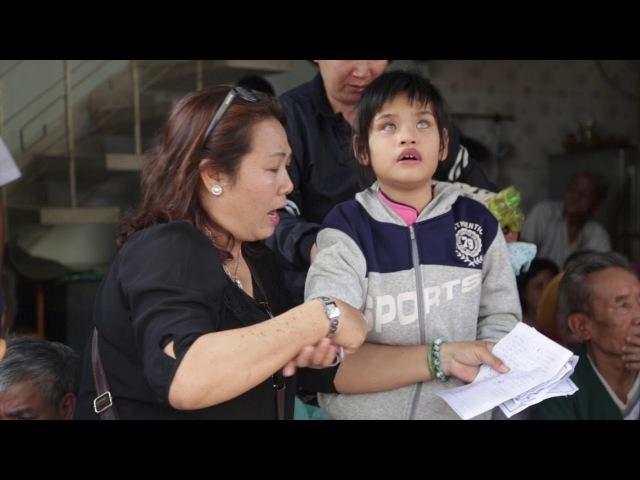 Сharity in Vietnam 23.12.2017