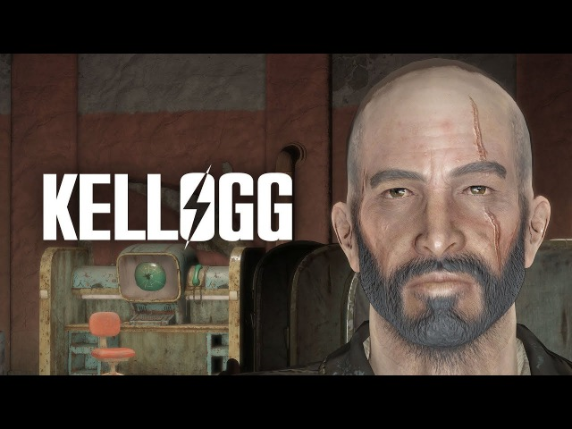 The Full Story of Conrad Kellogg One Man Against the World Fallout 4 Lore