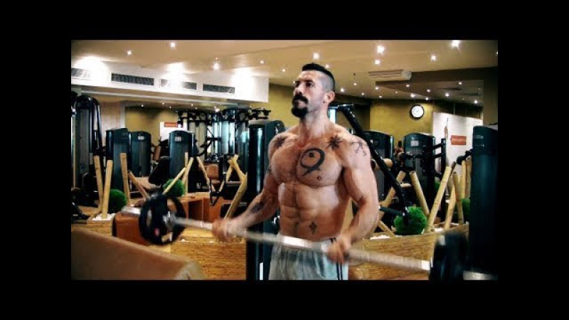 Yuri Boyka (Scott Adkins) Training in The GYM for the movie UNDISPUTED - Workout Motivation