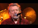 Robert Plant Carry Fire Live on Late Late Show 2018
