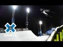 Cassie Sharpe wins Women's Ski SuperPipe bronze X Games Aspen 2018