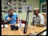 Олег Савченко и Владимир Попов на радио