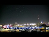 X-files Mysterious lights over Milwaukee 22718