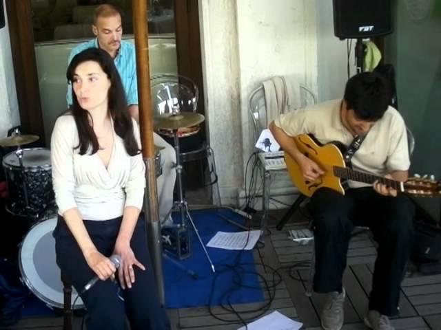 Samba de verao nossa alma canta trio
