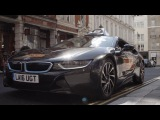 Learn to drive in a BMW i8 supercar with Bill Plant driving school
