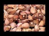 Как Очень Быстро Почистить Много Чеснока. How to peel a garlic clove.