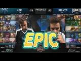EPICCF H2K (Selfie Corki) VS GIA (Steeelback Kalista) Highlights - 2018 EULCS Spring W6D2