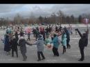 Хоровод Единства в Комсомольске-на-Амуре.