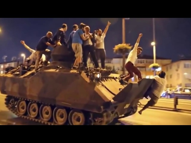 Volkan Arslan -15 Temmuz Gecesi Darbe Şarkısı