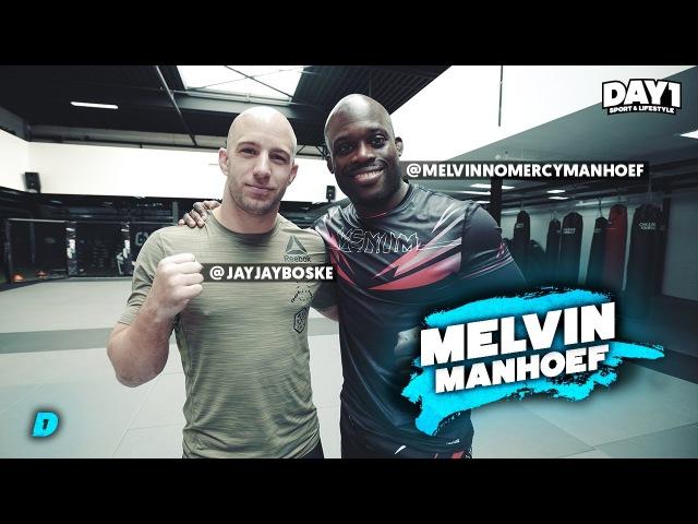 JAYJAY GAAT KNOCK OUT met Melvin ''No Mercy'' Manhoef    DAY1 Afl. 34