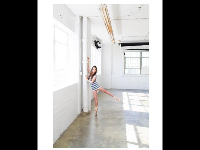 Basic Ballet w Laura - Lesson 5 Dégagé