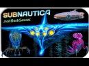 Subnautica - НАПАДЕНИЕ ПРИЗРАЧНОГО ЛЕВИАФАНА, КРАБА И СТРАЖА - ЗАХОЖУ В АВРОРУ 13