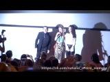 Natalia Oreiro - antes de la proyeccion de Nasha Natasha 2016